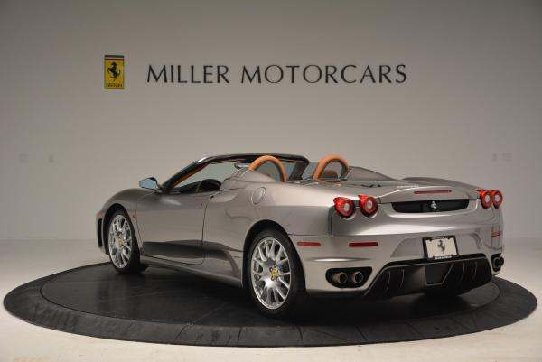 Used 2005 Ferrari F430 Spider 6-Speed Manual for sale Sold at Bentley Greenwich in Greenwich CT 06830 5