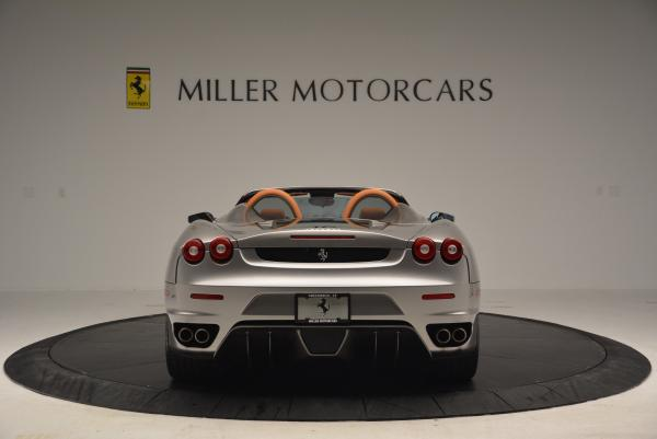 Used 2005 Ferrari F430 Spider 6-Speed Manual for sale Sold at Bentley Greenwich in Greenwich CT 06830 6