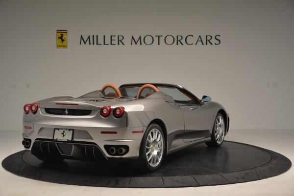 Used 2005 Ferrari F430 Spider 6-Speed Manual for sale Sold at Bentley Greenwich in Greenwich CT 06830 7