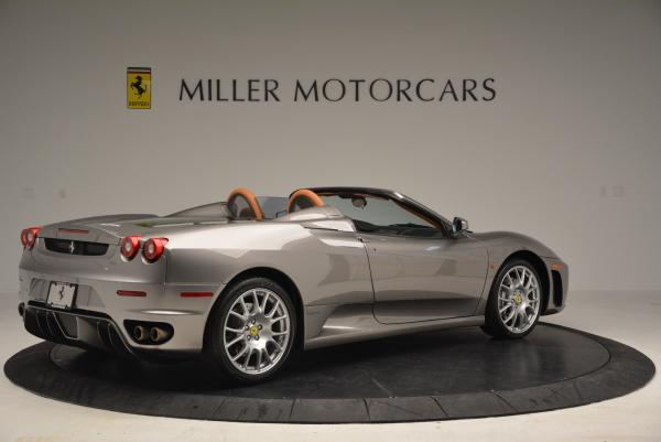 Used 2005 Ferrari F430 Spider 6-Speed Manual for sale Sold at Bentley Greenwich in Greenwich CT 06830 8
