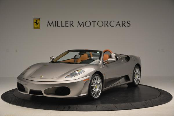 Used 2005 Ferrari F430 Spider 6-Speed Manual for sale Sold at Bentley Greenwich in Greenwich CT 06830 1