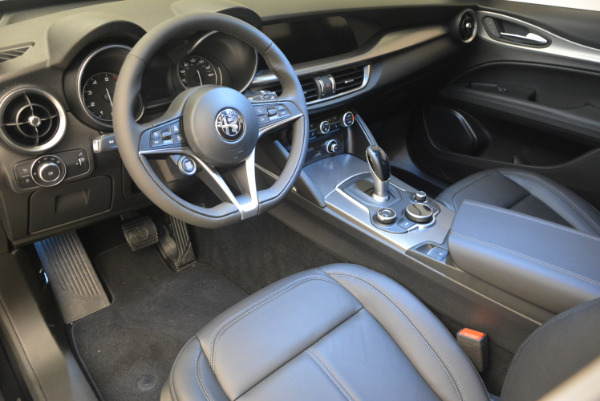 New 2018 Alfa Romeo Stelvio Ti Q4 for sale Sold at Bentley Greenwich in Greenwich CT 06830 15