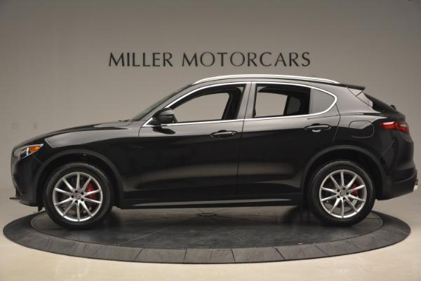 New 2018 Alfa Romeo Stelvio Ti Q4 for sale Sold at Bentley Greenwich in Greenwich CT 06830 2