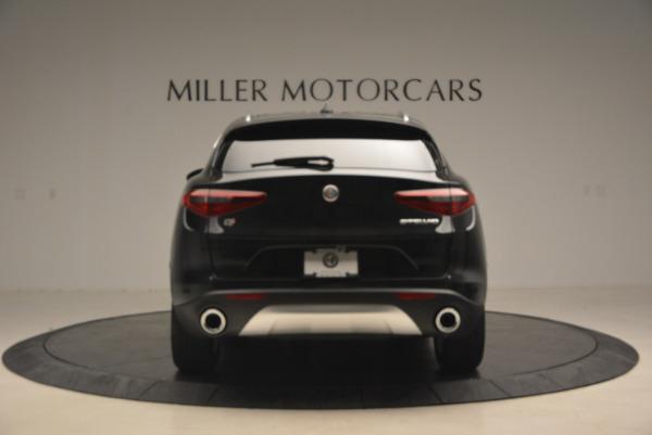 New 2018 Alfa Romeo Stelvio Ti Q4 for sale Sold at Bentley Greenwich in Greenwich CT 06830 5