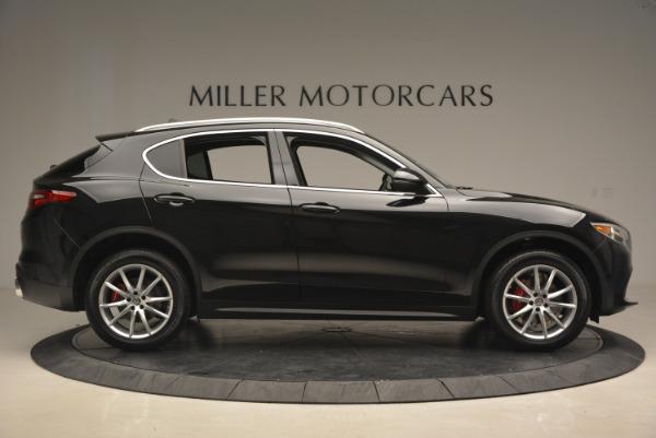 New 2018 Alfa Romeo Stelvio Ti Q4 for sale Sold at Bentley Greenwich in Greenwich CT 06830 8