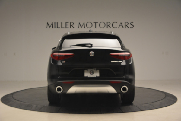 New 2018 Alfa Romeo Stelvio Ti Q4 for sale Sold at Bentley Greenwich in Greenwich CT 06830 6