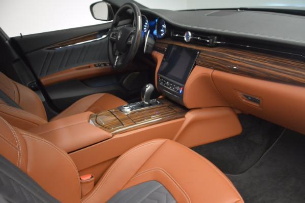 New 2017 Maserati Quattroporte S Q4 GranLusso for sale Sold at Bentley Greenwich in Greenwich CT 06830 13