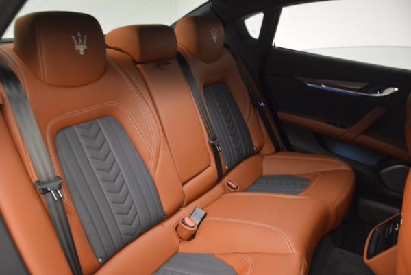 New 2017 Maserati Quattroporte S Q4 GranLusso for sale Sold at Bentley Greenwich in Greenwich CT 06830 20