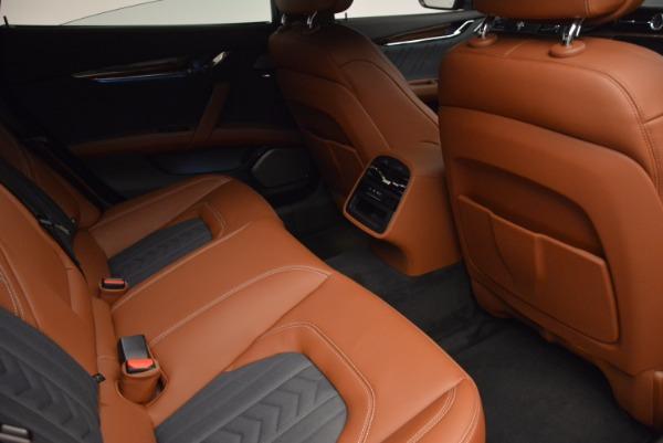 New 2017 Maserati Quattroporte S Q4 GranLusso for sale Sold at Bentley Greenwich in Greenwich CT 06830 22