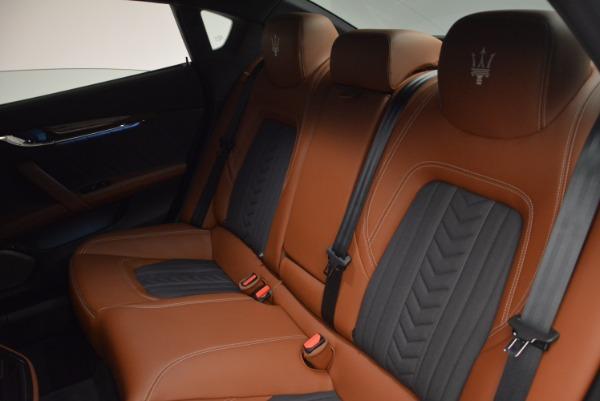 New 2017 Maserati Quattroporte S Q4 GranLusso for sale Sold at Bentley Greenwich in Greenwich CT 06830 25