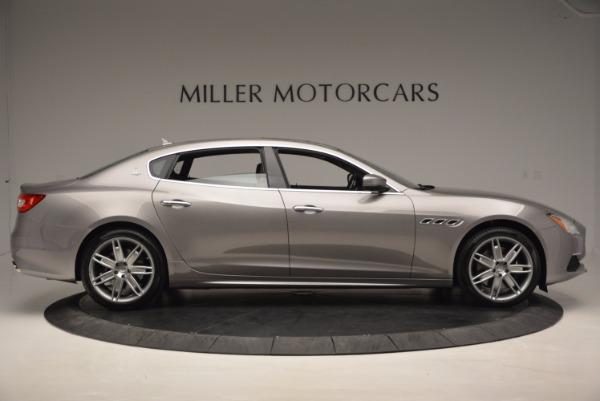 New 2017 Maserati Quattroporte S Q4 GranLusso for sale Sold at Bentley Greenwich in Greenwich CT 06830 9