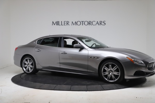 New 2017 Maserati Quattroporte SQ4 GranLusso/ Zegna for sale Sold at Bentley Greenwich in Greenwich CT 06830 10