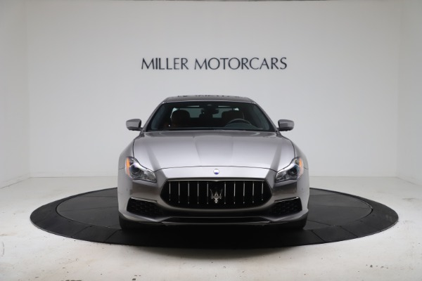 Used 2017 Maserati Quattroporte SQ4 GranLusso/ Zegna for sale $62,900 at Bentley Greenwich in Greenwich CT 06830 12