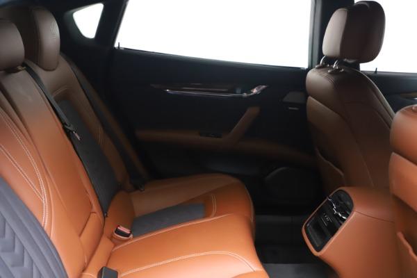Used 2017 Maserati Quattroporte SQ4 GranLusso/ Zegna for sale $62,900 at Bentley Greenwich in Greenwich CT 06830 23