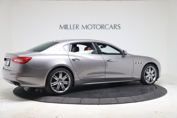 New 2017 Maserati Quattroporte SQ4 GranLusso/ Zegna for sale Sold at Bentley Greenwich in Greenwich CT 06830 8