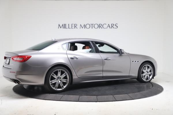 Used 2017 Maserati Quattroporte SQ4 GranLusso/ Zegna for sale $62,900 at Bentley Greenwich in Greenwich CT 06830 8
