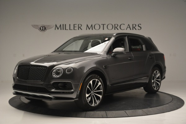 Used 2018 Bentley Bentayga W12 Signature for sale Sold at Bentley Greenwich in Greenwich CT 06830 2
