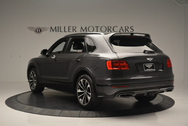 Used 2018 Bentley Bentayga W12 Signature for sale Sold at Bentley Greenwich in Greenwich CT 06830 5