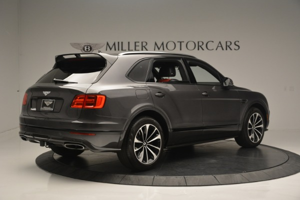 Used 2018 Bentley Bentayga W12 Signature for sale Sold at Bentley Greenwich in Greenwich CT 06830 8