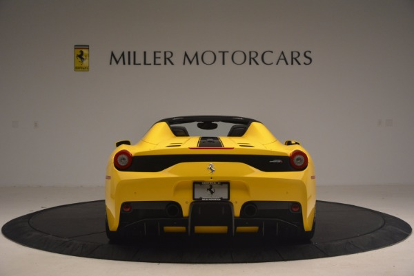 Used 2015 Ferrari 458 Speciale Aperta for sale Sold at Bentley Greenwich in Greenwich CT 06830 6