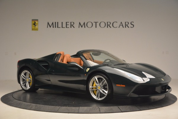 Used 2016 Ferrari 488 Spider for sale Sold at Bentley Greenwich in Greenwich CT 06830 10