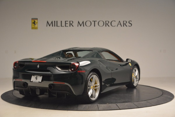 Used 2016 Ferrari 488 Spider for sale Sold at Bentley Greenwich in Greenwich CT 06830 19