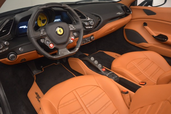 Used 2016 Ferrari 488 Spider for sale Sold at Bentley Greenwich in Greenwich CT 06830 25