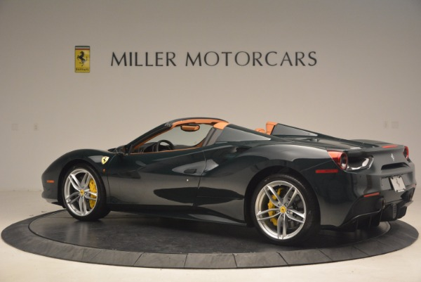 Used 2016 Ferrari 488 Spider for sale Sold at Bentley Greenwich in Greenwich CT 06830 4