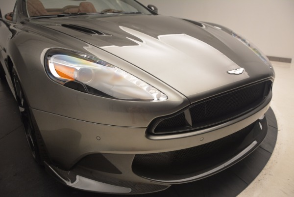 Used 2018 Aston Martin Vanquish S Convertible for sale Sold at Bentley Greenwich in Greenwich CT 06830 28
