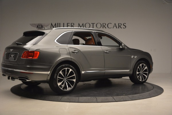 New 2018 Bentley Bentayga for sale Sold at Bentley Greenwich in Greenwich CT 06830 8