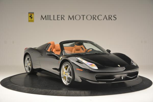 Used 2015 Ferrari 458 Spider for sale Sold at Bentley Greenwich in Greenwich CT 06830 11