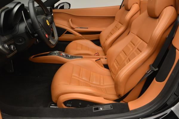 Used 2015 Ferrari 458 Spider for sale Sold at Bentley Greenwich in Greenwich CT 06830 26