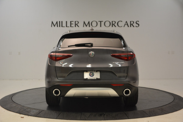 New 2018 Alfa Romeo Stelvio Ti Q4 for sale Sold at Bentley Greenwich in Greenwich CT 06830 6