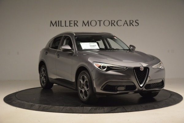 New 2018 Alfa Romeo Stelvio Q4 for sale Sold at Bentley Greenwich in Greenwich CT 06830 11