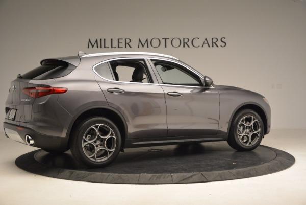 New 2018 Alfa Romeo Stelvio Q4 for sale Sold at Bentley Greenwich in Greenwich CT 06830 8