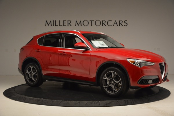New 2018 Alfa Romeo Stelvio for sale Sold at Bentley Greenwich in Greenwich CT 06830 10