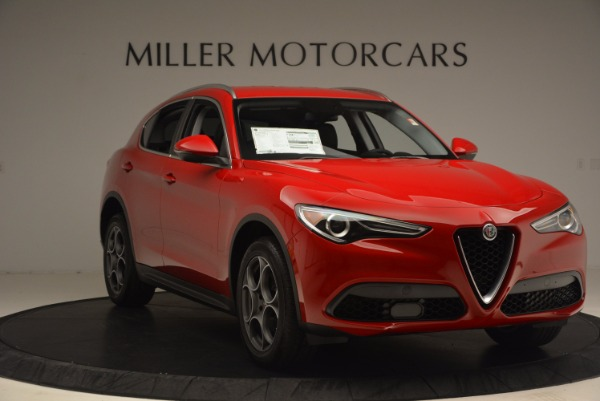 New 2018 Alfa Romeo Stelvio for sale Sold at Bentley Greenwich in Greenwich CT 06830 11