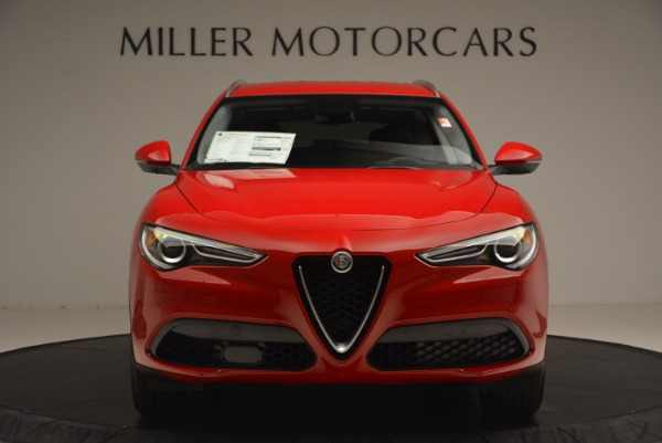 New 2018 Alfa Romeo Stelvio for sale Sold at Bentley Greenwich in Greenwich CT 06830 12