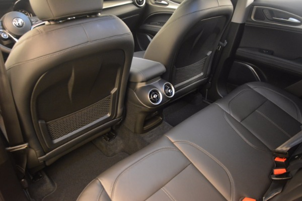 New 2018 Alfa Romeo Stelvio for sale Sold at Bentley Greenwich in Greenwich CT 06830 16