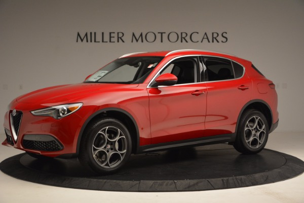 New 2018 Alfa Romeo Stelvio for sale Sold at Bentley Greenwich in Greenwich CT 06830 2