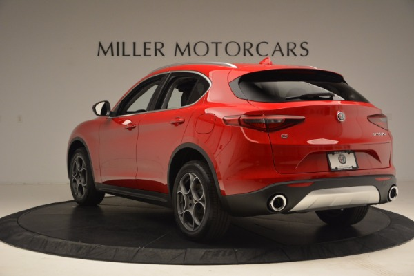 New 2018 Alfa Romeo Stelvio for sale Sold at Bentley Greenwich in Greenwich CT 06830 5