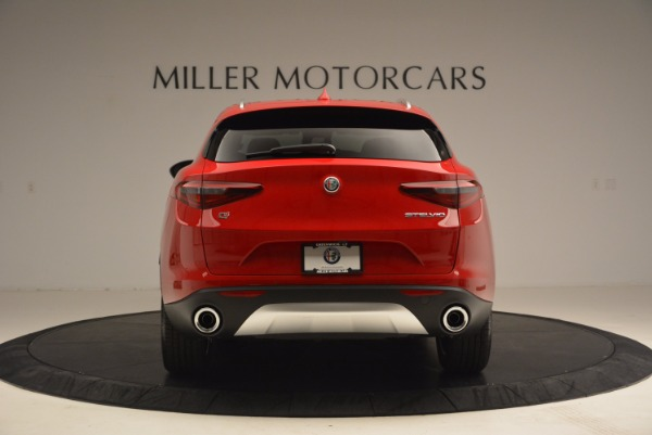 New 2018 Alfa Romeo Stelvio for sale Sold at Bentley Greenwich in Greenwich CT 06830 6