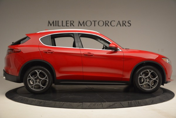 New 2018 Alfa Romeo Stelvio for sale Sold at Bentley Greenwich in Greenwich CT 06830 9