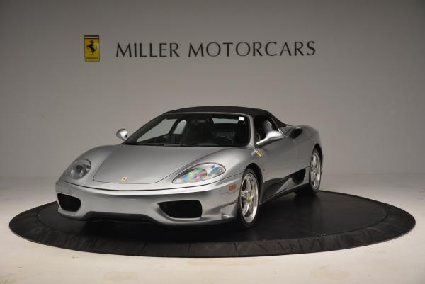 Used 2004 Ferrari 360 Spider 6-Speed Manual for sale Sold at Bentley Greenwich in Greenwich CT 06830 13