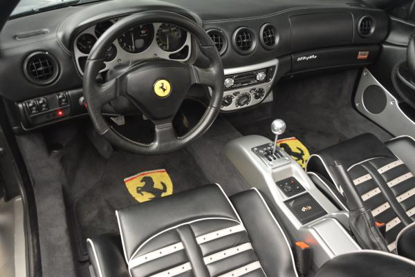 Used 2004 Ferrari 360 Spider 6-Speed Manual for sale Sold at Bentley Greenwich in Greenwich CT 06830 25
