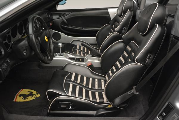 Used 2004 Ferrari 360 Spider 6-Speed Manual for sale Sold at Bentley Greenwich in Greenwich CT 06830 26