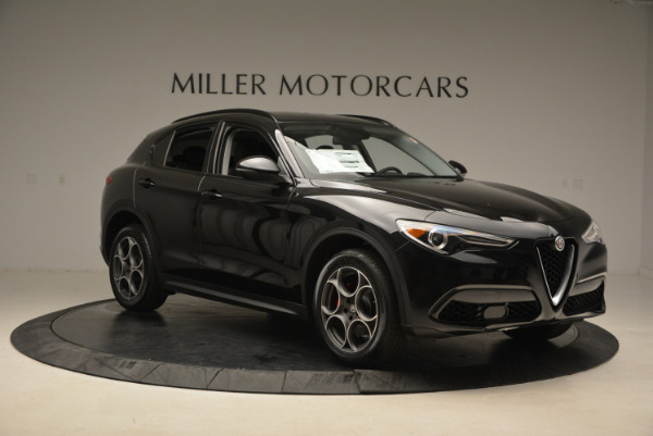 New 2018 Alfa Romeo Stelvio Sport Q4 for sale Sold at Bentley Greenwich in Greenwich CT 06830 11