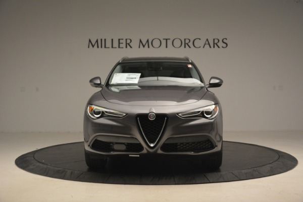 New 2018 Alfa Romeo Stelvio Sport Q4 for sale Sold at Bentley Greenwich in Greenwich CT 06830 12
