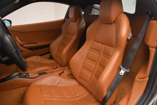 Used 2011 Ferrari 458 Italia for sale Sold at Bentley Greenwich in Greenwich CT 06830 15