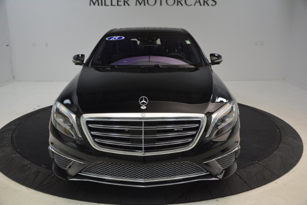Used 2015 Mercedes-Benz S-Class S 65 AMG for sale Sold at Bentley Greenwich in Greenwich CT 06830 13